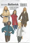 Butterick B5394 Misses 2 Hour Easy Cardigans Sewing Pattern
