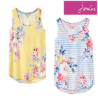 Joules Bo Print Ladies Vest Top (Y) **FREE UK Shipping**