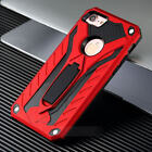 For iPhone 7 7 Plus 6S 6+ Cover Case Shockproof Hybrid Rugged Rubber Hard Luxury