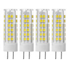 Sunix 4x/10x 7W GY6.35 2835 LED Light Bulb 430LM Non-Dimmable Ceramic Light Lamp