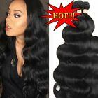 8-30 Inch Brazilian Virgin Human Hair Extensions 3Bundles We