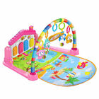 2 Colors Baby Care Play Mat Fitness Music And Light Fun Piano Gym Rug Toys