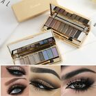 10 Colors  Bright Smoky Earth Jewelry Eye Shadow Palette Glitter Cosmetic Tool