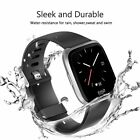 Adjustable Replacement Wristband With Metal Buckle Strap for Fitbit Versa S/L