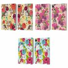 HEAD CASE DESIGNS FLORAL & ANIMAL PATTERN LEATHER BOOK CASE FOR APPLE iPAD