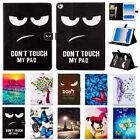 Smart Magnetic Leather Pattern Case Back Cover Stand for iPad 9.7 2017 Released