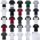 Fashion new  men's  casual Hooded T-shirt short Sleeve Blouse casual Tee