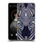 HEAD CASE DESIGNS AZTEC ANIMAL FACES SERIES 6 SOFT GEL CASE FOR HUAWEI PHONES