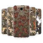 HEAD CASE DESIGNS DOG BREED PATTERNS 8 SOFT GEL CASE FOR LG PHONES 1