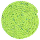 Twisted 3 Strand Glitter Natural Cotton Rope – 1/4In & 1/2In Diameters