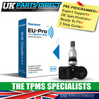 Dodge Challenger TPMS Tyre Pressure Sensor (10-17) - PRE-CODED - READY TO FIT