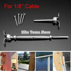 """Внешний вид - T316 Stainless Steel Deck Toggle Tensioner Set for Cable Railing- 1/8"""" Cable"""