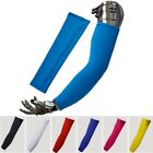 Unisex Arm Warmers Cuff Sleeve Cover UV Sun Protection Sports Drive Cycling USA