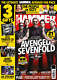 UK METAL HAMMER magazine July 2018 Avenged Sevenfold + tribute CD & poster