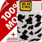 Mocks Cow Hide Mobile Phone MP3 Sock Case Cover Pouch Sleeve for iPhone 4S 5S SE