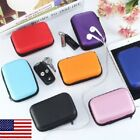 USB Cable Digital Gadgets Storage Bag Travel Organizer Case For Accessory Hot US