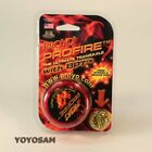 ProYo ProFire GT Yo-Yo - Collectible - Translucent Red Made in the USA