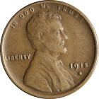 1915-S Lincoln Cent Great Deals From The TECC Bargain Bin