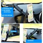 Windshield/Dashboard Extended Arm/Rotating Phones Holder Mount for GPS Samsung