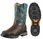 New Men's Ariat 10010903 Overdrive Western Composite toe Pul