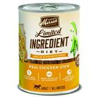 Merrick Limited Ingredient Diet Grain Free Real Chicken Stew Canned Dog Food