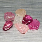 Sparking Lot 18.43 Ct. Rough Fancy Color Natural Ruby Mozmbique Free Ship!