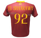 Shirt Roma El Shaarawy 2019 Roma Official 2018 2019 Official Product 92