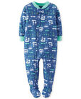 Carter's Boys' 1-Piece Footed Pajamas 3T 5T