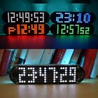 DS3231 Multifunction Alarm Clock LED Dot Matrix Animation Effects DIY Kit Gifts