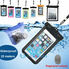 Swimming Waterproof Underwater Pouch Bag Crowd Dry Case for iPhone Cell Phone