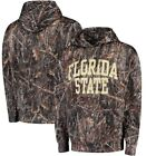 Florida State Seminoles All Over Print Pullover Hoodie - Camo
