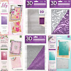 3d Embossing Folders By Crafter's Companion, 5