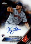 2016 Topps Chrome Rookie Autographs Baseball Auto Card Pick