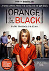 Orange Is The New Black: Season 1 DVD + COVER + OUTER SLEEVE (NO HD) VERY GOOD