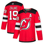 19 A Travis Zajac Jersey New Jersey Devils Home Adidas Authentic