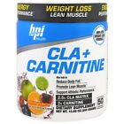 BPI Sports CLA + CARNITINE Non-Stim Weight Loss Fat Burner 5