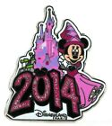 2014 Dinsey Minnie with Castle Pin N3