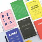 Even Odds Any Year Planner Scheduler Diary Journal Schedule Book Memo Organizer