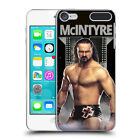 OFFICIAL WWE DREW MCINTYRE HARD BACK CASE FOR APPLE iPOD TOUCH MP3