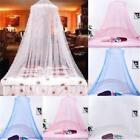 Bed Mosquito Netting Lace Bedding Net Mesh Canopy Princess Round Dome Popular W image