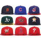 New Era 59Fifty Tigers Cubs Indians Athletics Diamondbacks Fitted Baseball Cap on Ebay