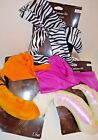 Tail  Arm Sleeves 2 Pieces New Unicorn Fox Zebra NO MASK Ages 14  Cosplay