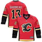 Johnny Gaudreau Calgary Flames Fanatics Branded Youth Replica Player Jersey