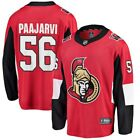 Magnus Paajarvi Ottawa Senators Fanatics Branded Breakaway Player Jersey Red