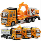 Toys for Boys Model Truck Toy Engineering Construction Vehicles Car Kids Gift