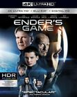 ENDER'S GAME New Sealed 4K Ultra HD + Blu-ray