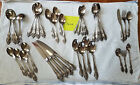 """Oneida Community Stainless Brahms """"choice of groups"""" nice to excellent condition"""