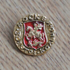 Moscow City Coat Of Arms Saint George and the Dragon Soviet Russian Pin Badge