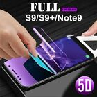 For Samsung Galaxy Note 9 S8+ S9 Plus Scratch-Resistant Clear Screen Protector
