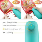 Внешний вид - 2 in 1 Mini Portable Handheld Heat Sealer for Plastic Bag Cutter and Resealer